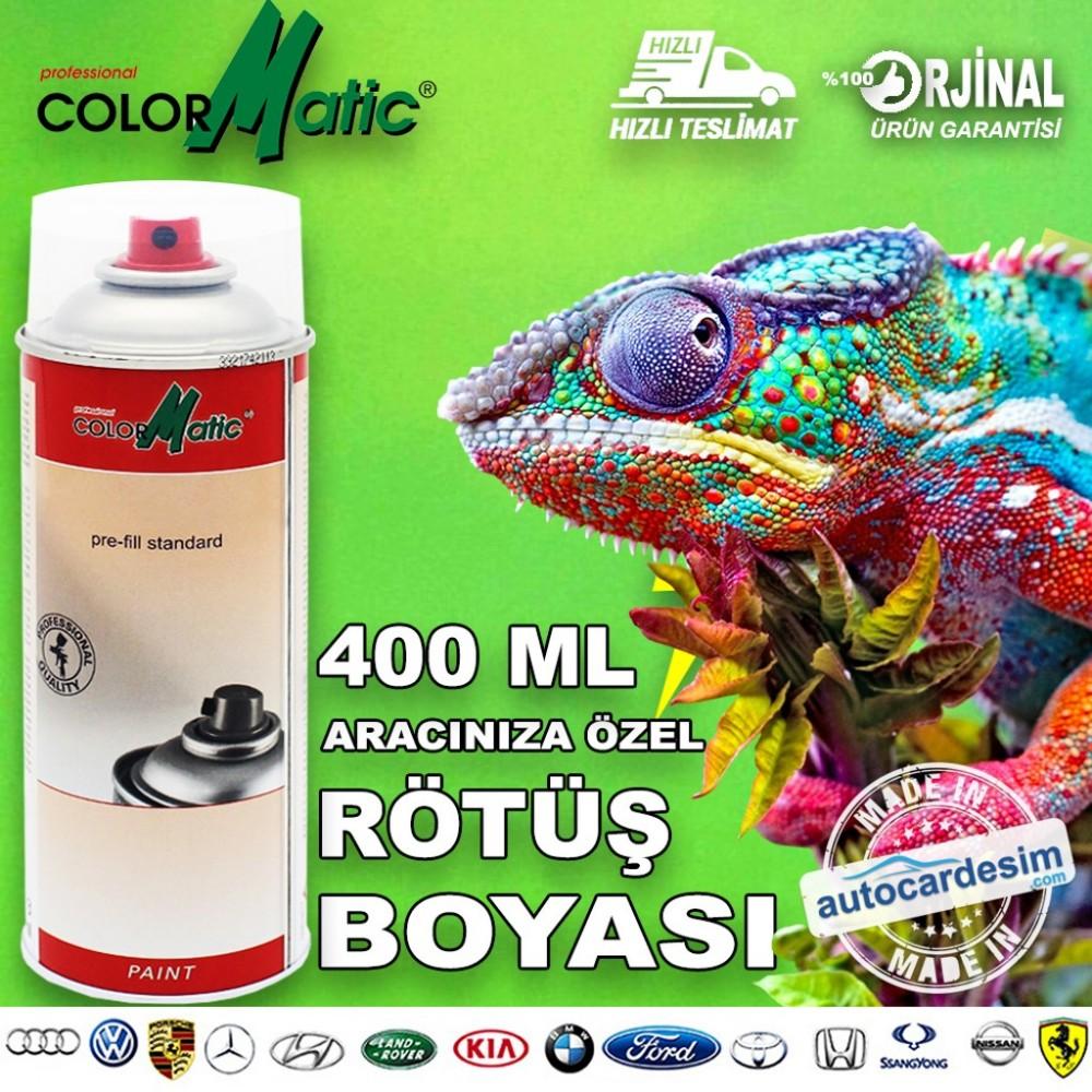 Colormatic Sprey Rotus Boyasi 400ml Aracinizin Boya Koduna Ozel