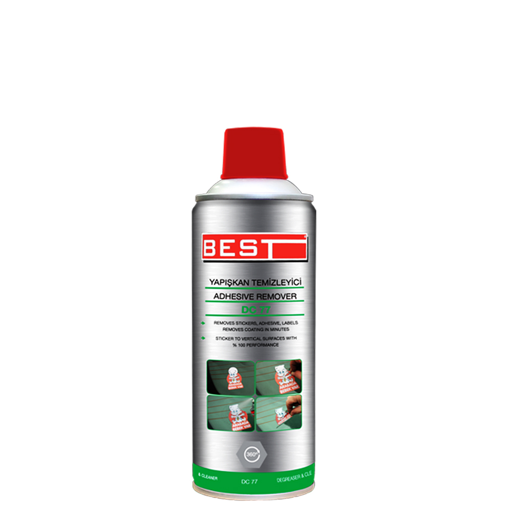 Best DC-77 Adhesive Cleaner 400 ML